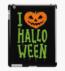 Love Halloween iPad Case/Skin