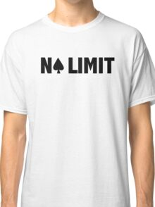 Poker t-shirt  Classic T-Shirt