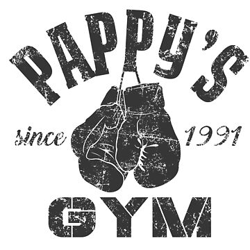 Pappy's Gym - The Pugilist Movie by kempster