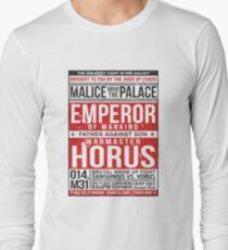 Malice Above The Palace Long Sleeve T-Shirt