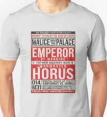 Malice Above The Palace T-Shirt