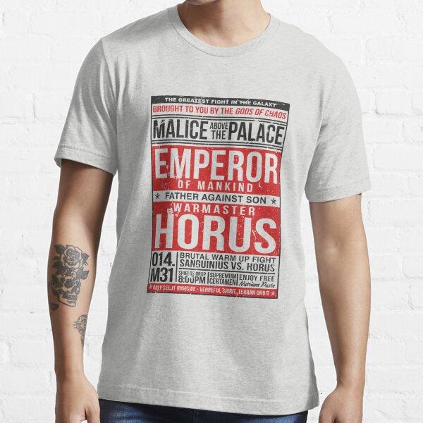 Malicia sobre el palacio Camiseta esencial
