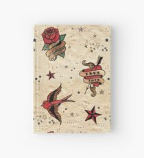 Old School Ink Hardcover Journal