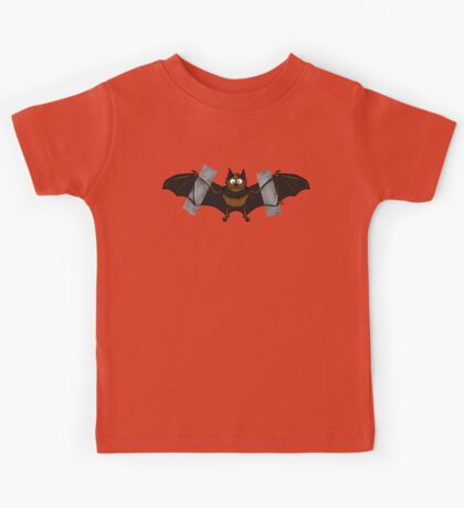 Do-It-Yourself Bat Logo Kids Clothes