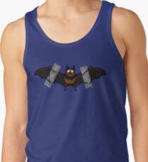 Do-It-Yourself Bat Logo Tank Top