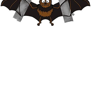 Do-It-Yourself Bat Logo by Eozen
