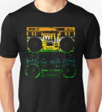 Two Boomboxes T-Shirt