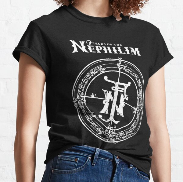 Myever Fields Of The Nephilim Shirt For Man For Women Handmade Customize Classic T-Shirt
