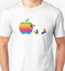 Logo Mystery Revealed Unisex T-Shirt