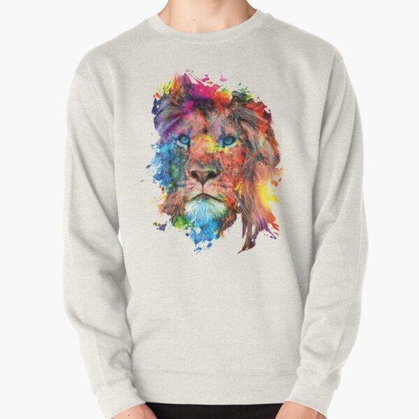 Lion Pullover Sweatshirt