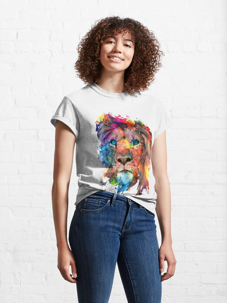 Alternate view of Lion Classic T-Shirt