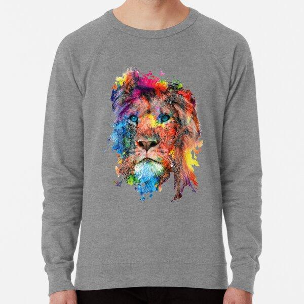 Lion Lightweight Sweatshirt