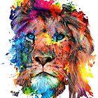 Löwe von RIZA PEKER