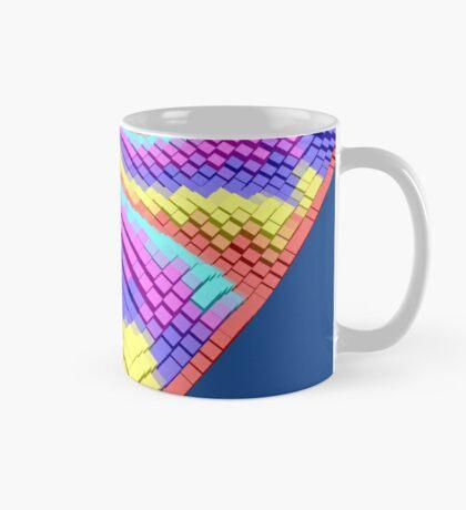 Cube Hero #Fractal Mug