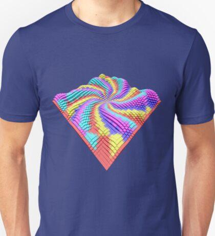 Cube Hero #Fractal T-Shirt