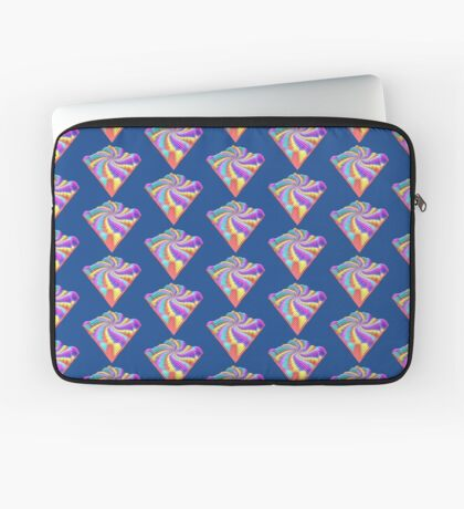 Cube Hero #Fractal Laptop Sleeve