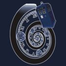The Twelfth Doctor - time spiral by Jackpot777
