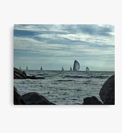 Afternoon Sail Canvas Print