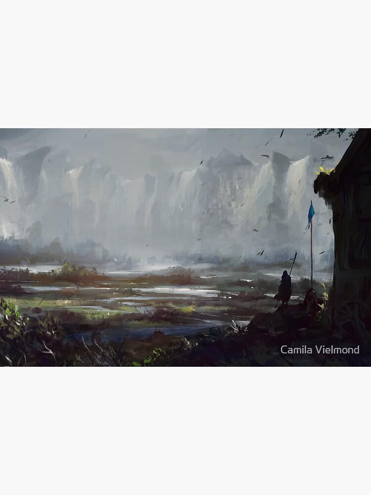 Ashfall by Vielmond