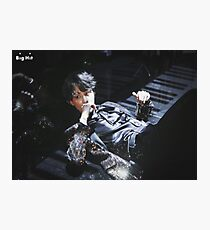 BTS Wings Suga V5 Photographic Print