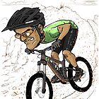 MTB Madness by c0nr4d