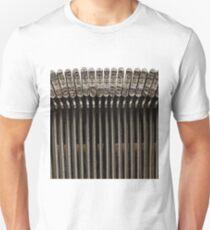 Greek typing keyboard T-Shirt