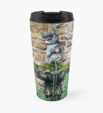 Garden Fountain Travel Mug