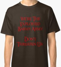 The Exploited Barmy Army Classic T-Shirt