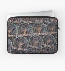 Lobster Pots Laptop Sleeve