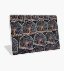 Lobster Pots Laptop Skin