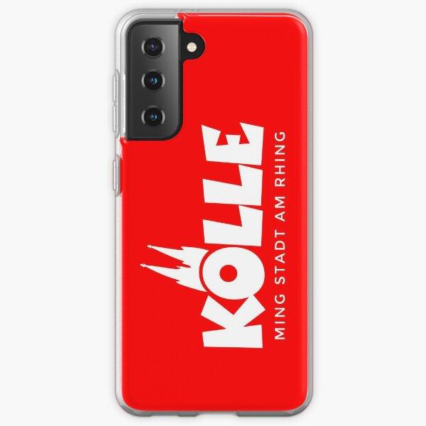 Kölle - Ming town on the Rhing Samsung Galaxy Soft Case
