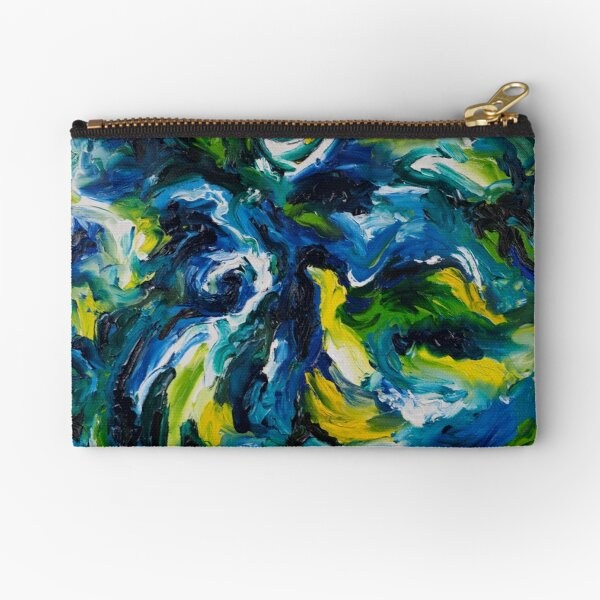 Spirit Zipper Pouch