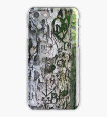 Natural graffiti iPhone Case/Skin
