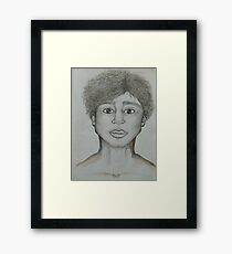 Change Australia Day Into Indigenous Day Framed Print