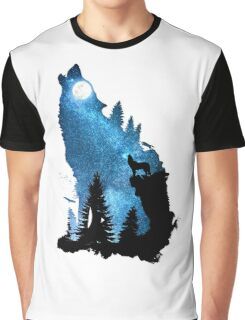 The Howling Wind Graphic T-Shirt