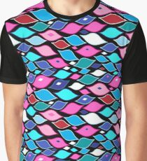 Seamless abstract graphic pattern  Graphic T-Shirt
