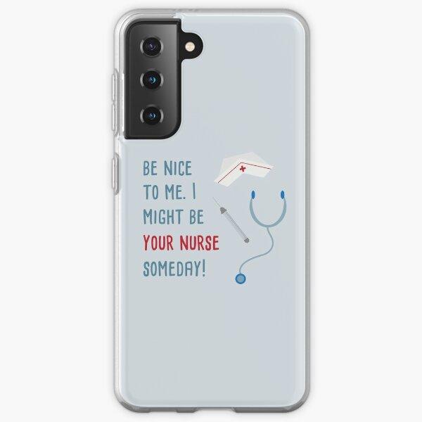 Nurse Samsung Galaxy Soft Case