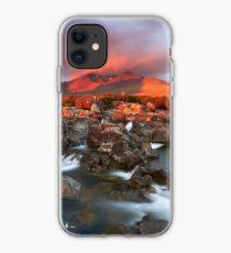 Slig Sunrise iPhone Case