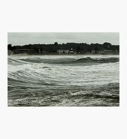 September Storm Photographic Print