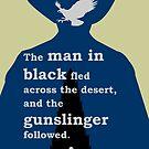 Dark Tower - Gunslinger by stegopawrus