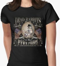 Dead Rabbits Brawler Womens Fitted T-Shirt