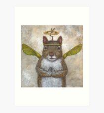Angel Blake Art Print