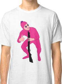 Filthy Frank Pink Guy Classic T-Shirt