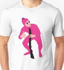 Filthy Frank Pink Guy Unisex T-Shirt