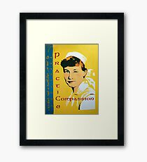 We Don't Need a Revolution Framed Print
