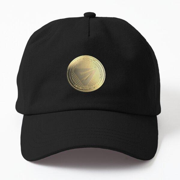 Starship Golden Coin Dad Hat