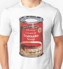Soup Can by Aldi Warhol T-Shirt