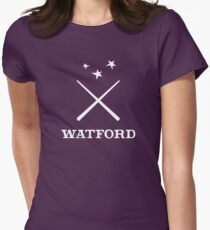 Watford School of Magicks, Simon Snow - Large Logo, white T-Shirt