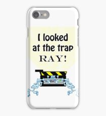 Ghostbusters - The Trap iPhone Case/Skin