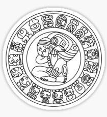 The Mayan Calendar Sticker